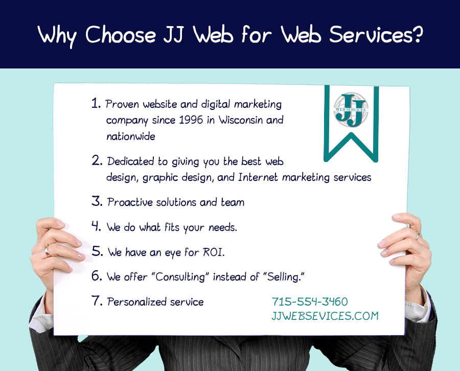 JJ Web Services and More LLC - Website Marketing Solutions