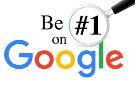 Be Number One On Google